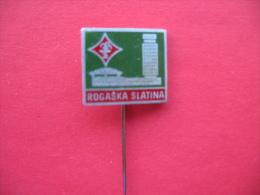 ROGASKA SLATINA - Cities