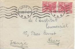 POLAND 1931 COVER TO FRANCE - 1919-1939 Republik
