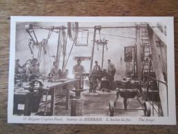BIERBAIS INSTITUT  L'ATELIER DU FER - Mont-Saint-Guibert