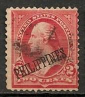 Timbres - Amérique - Possessions - Philippines - 1899-1901 - 2 Cents - - Philippines