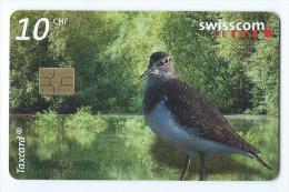 Telecarte Suisse Se 126 Oiseau - Schweiz