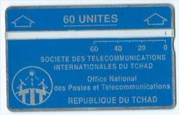 Telecarte Republique Du Tchad 60 Unitées - Chad