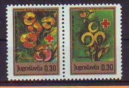 Yugoslavia  Voluntary Charity Stamps  MNH - Bienfaisance