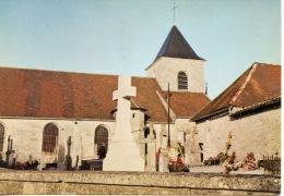 Colombey Les Deux églises : Le Cimetière éd Dirler - Colombey Les Deux Eglises