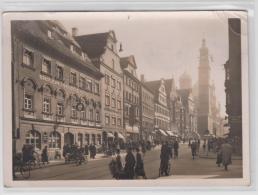 AK - Reges Treiben In Der Karolinenstrasse 1941 - Leipzig