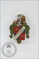 Old Swiss Watch Duward Badge - Marcas Registradas