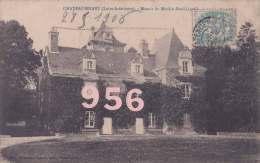 CPA * * CHATEAUBRIANT * * Manoir Du Moulin-Roul - Châteaubriant