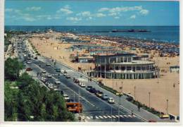 RIMINI -  Riviera Adriatica, Veduta Parziale Della Magnifica Spiaggai - Rimini