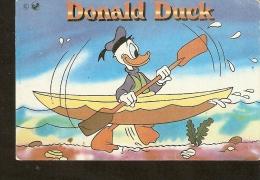 1993 Walt Disney Donald Duck Disneyana Collectibles Calendar - Calendars