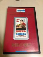 VHS - MISERIA E NOBILTA´ - TOTO´ SOPHIA LOREN - Comedy