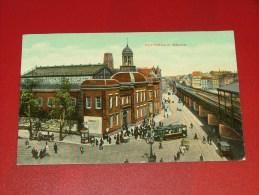 ROTTERDAM  -  Beurs   -  1910  -  (2 Scans) - Rotterdam