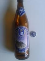 Alt616 Bottiglia, Buteille, Bottle Birra Biere Bier, Germany HB Hofbrau Munchen Monaco Baviera, Dunkel - Birra