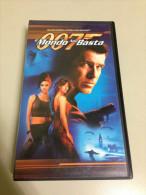 VHS - 007 IL MONDO NON BASTA - PIERCE BROSNAN - Polizieschi