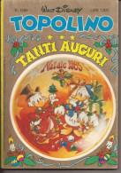 TOPOLINO N. 1569 - 22 DICEMBRE 1985 - Disney