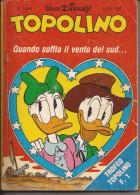 TOPOLINO N. 1399 - 19 SETTEMBRE 1982 - Disney