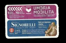 Biglietto Autobus Italia - Acap Unico Perugia da 70 min. - tipo 3