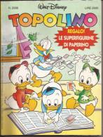 TOPOLINO N. 2006 - 8 MAGGIO 1994 - Disney