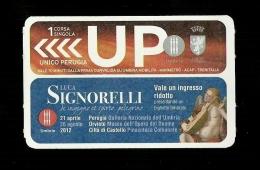 Biglietto Autobus Italia - Acap Unico Perugia da 70 min. - tipo 5