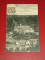 CLERVAUX   -  Château De Clervaux , Rue De La Hoh    -    1910  -  (2 Scans)  - - Clervaux