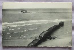 146.CPA – 62 - LE PORTEL : L'épi Et Le Fort - écrite - Le Portel