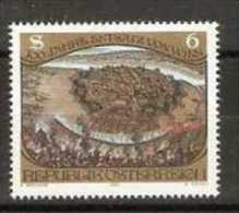 Austria - 1983 Battle Of Vienna 6s MNH **          Sc 1253 - 1945-.... 2nd Republic