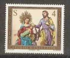 Austria - 1983 Christmas 4s MNH **          Sc 1260 - 1981-90 Ongebruikt