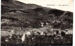 D 34 PREMIAN VUE GENERALE - France