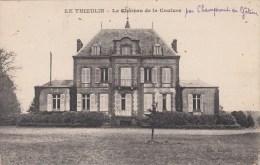 LE THIEULIN (28)  LE CHATEAU DE LA COUTURE - Unclassified