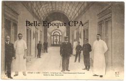 03 - VICHY - Intérieur De L´Établissement Thermal - Galerie Des Hommes +++ MTIL, #480 +++ Vers Paris, 1910 ++++ RARE - Vichy