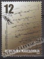 Macedonia 2008 Yvert 467, Saint Jun Kukuzelis, Orthodox Singer & Composer - MNH - Mazedonien