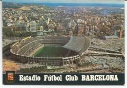 ESPAGNE-ESTADIO FUTBOL BARCELONA--stade BARCELONE-janvier 1981 - Calcio
