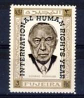 Fujeira  Adenauer - Celebrità