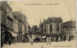 16 ANGOULEME PLACE ST MARTIAL 285 - Angouleme