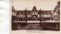 CPA  - 03 - LURCY-LEVIS - Chateau De Lévy   - 892 - Autres Communes
