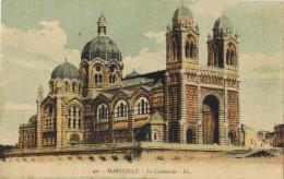 "MARSEILLE  : "" La Cathédrale "" - Joliette, Port Area"