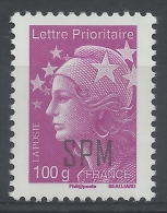 Saint Pierre And Miquelon, Marianne And Europe, PRIOR 100g, 2012, MNH VF - Unused Stamps