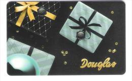 Germany - Allemagne - Douglas - Parfümerie - Carte Cadeau - Carta Regalo - Gift Card - Geschenkkarte - Tarjetas De Regalo