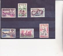 WALLIS ET FUTUNA - N° 157 A 158 B OBLITERE   TB -  ANNEE 1957-61