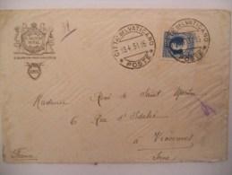 Vatican Lettre De 1931 Pour Vincennes - Lettres & Documents