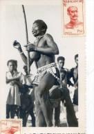 Danseurs Antandroy - Madagascar