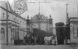 Ecole De Pyrotechnie - Bourges
