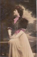 CPA GUETT ARTISTE 1908 PHOTO RAUTLINGER PARIS - Artistes