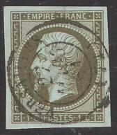 Y&T No 11 - 1853-1860 Napoléon III
