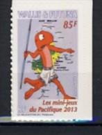 Wallis Et Futuna Mini Jeux Du Pacifique Sud 2013 N° 799  Athlétisme  Lancer Du Javelot - Leichtathletik