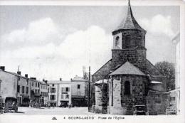 B9753 Bourg Lastic - Place De L'Eglise - Sin Clasificación