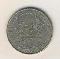 Mexiko V. 1971  Un Peso  (40456) - Mexiko
