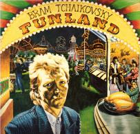 * LP *  BRAM TCHAIKOVSKY - FUNLAND (Holland 1981 EX-!!!) - Rock