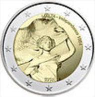 2 Euro Commémorative Malta / Malte 2014 Indépendance - Malta