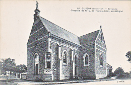 24041Clisson  Gétigné Chapelle De Nd De Toutes Joies ; Notre Dame . 80 Chapeau 4e Mille - Clisson