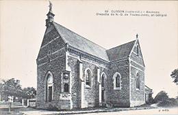 24041Clisson  Gétigné Chapelle De Nd De Toutes Joies ; Notre Dame . 80 Chapeau 4e Mille